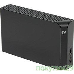 Носитель информации Seagate Portable HDD 4Tb Backup Plus Hub STEL4000200