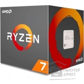 Процессор CPU AMD Ryzen 7 2700 BOX