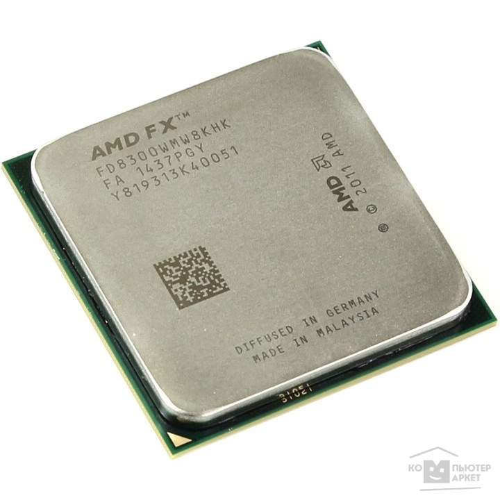 Процессор CPU AMD FX-8300 BOX